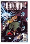 Batman Beyond #2 NM (9.4)