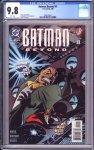 Batman Beyond #2 CGC 9.8
