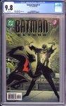 Batman Beyond #3 CGC 9.8