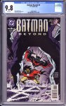 Batman Beyond #4 CGC 9.8