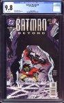 Batman Beyond #4 CGC 9.8
