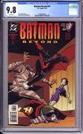 Batman Beyond #5 CGC 9.8