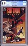 Batman Beyond #5 CGC 9.8