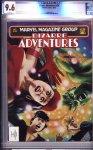 Bizarre Adventures Magazine #28 CGC 9.6