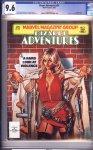 Bizarre Adventures Magazine #31 CGC 9.6