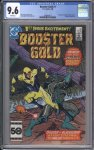 Booster Gold #1 CGC 9.6