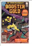 Booster Gold #1 VF+ (8.5)