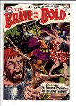 Brave and the Bold #22 F+ (6.5)