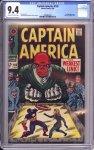 Captain America #103 CGC 9.4