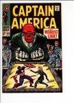 Captain America #103 VF+ (8.5)