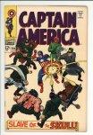Captain America #104 VF (8.0)