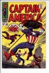 Captain America #105 VF (8.0)