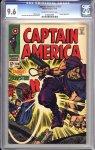 Captain America #108 CGC 9.6