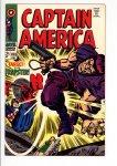 Captain America #108 VF (8.0)