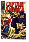 Captain America #108 VF+ (8.5)