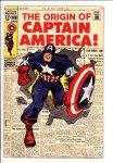 Captain America #109 F+ (6.5)