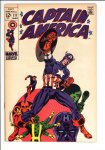 Captain America #111 VF+ (8.5)