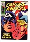 Captain America #114 NM- (9.2)