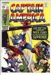 Captain America #123 VF (8.0)