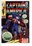 Captain America #124 NM- (9.2)
