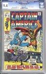 Captain America #127 CGC 9.4