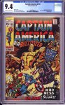 Captain America #133 CGC 9.4