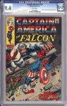 Captain America #135 CGC 9.4