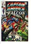 Captain America #138 VF+ (8.5)