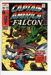 Captain America #140 VF- (7.5)