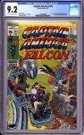 Captain America #141 CGC 9.2