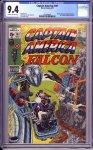 Captain America #141 CGC 9.4