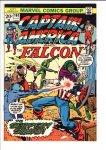 Captain America #163 VF- (7.5)