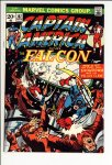 Captain America #167 VF- (7.5)