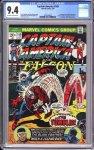 Captain America #169 CGC 9.4
