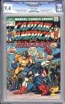 Captain America #170 CGC 9.4