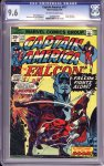 Captain America #177 CGC 9.6