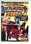 Captain America #177 VF+ (8.5)