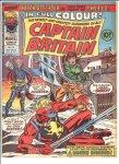 Captain Britain #10 NM- (9.2)