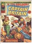 Captain Britain #11 NM (9.4)