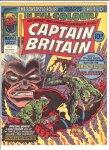 Captain Britain #9 NM (9.4)