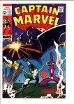 Captain Marvel #11 NM- (9.2)