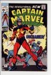 Captain Marvel #17 F+ (6.5)