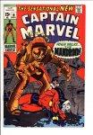 Captain Marvel #18 NM- (9.2)