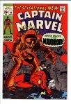 Captain Marvel #18 VF+ (8.5)