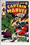 Captain Marvel #21 F/VF (7.0)