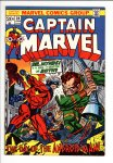 Captain Marvel #24 VF/NM (9.0)