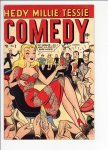 Comedy Comics #1 VF+ (8.5)