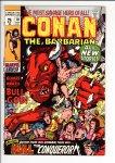 Conan the Barbarian #10 NM- (9.2)