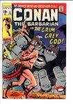 Conan the Barbarian #3 VF+ (8.5)