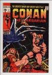 Conan the Barbarian #4 VF (8.0)